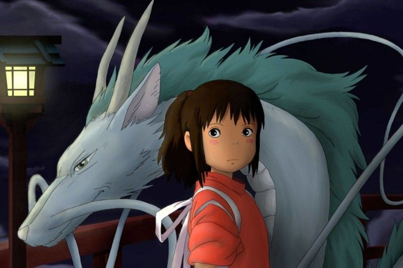 Spirited Away Time To Go