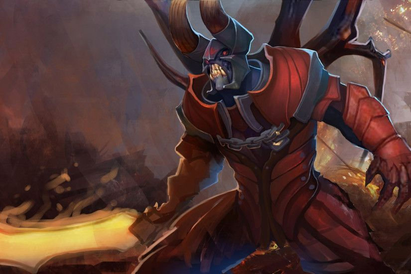 Doom - Dota 2 Wiki dota2 Doom by biggreenpepper on DeviantArt ...