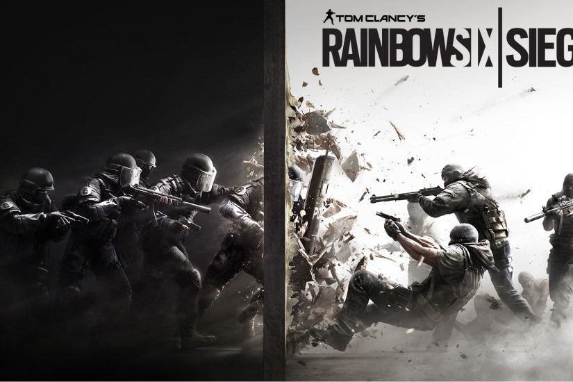 HD Wallpaper | Background ID:521305. 1920x1080 Video Game Tom Clancy's  Rainbow Six: Siege