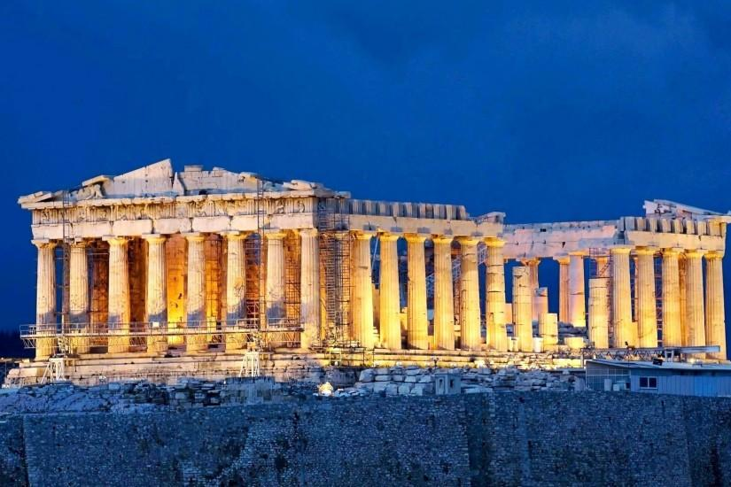 Greek Architecture Wallpapers | Best Wallpapers