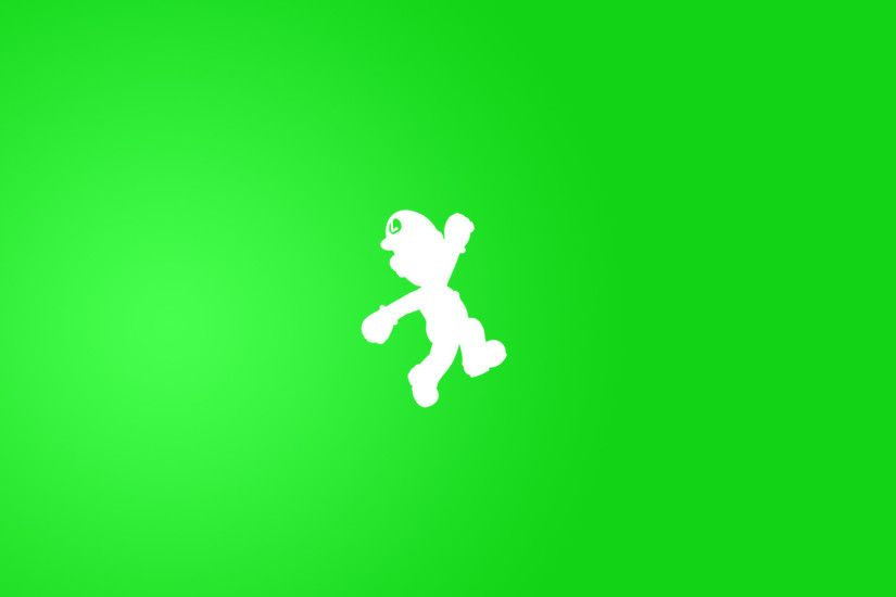Simple Luigi Wallpaper 46536