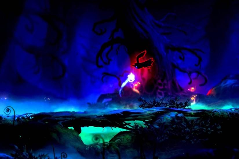 vertical ori and the blind forest wallpaper 1920x1080 for lockscreen