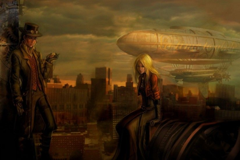 Steampunk Wallpaper Widescreen Images #7403