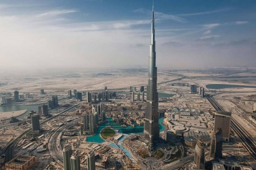 Download Burj Khalifa, Dubai wallpaper