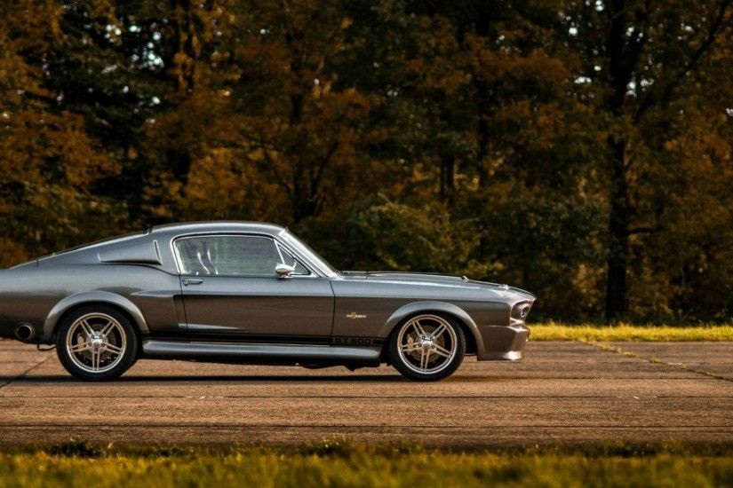 Vehicles - Ford Mustang Shelby GT500 Wallpaper