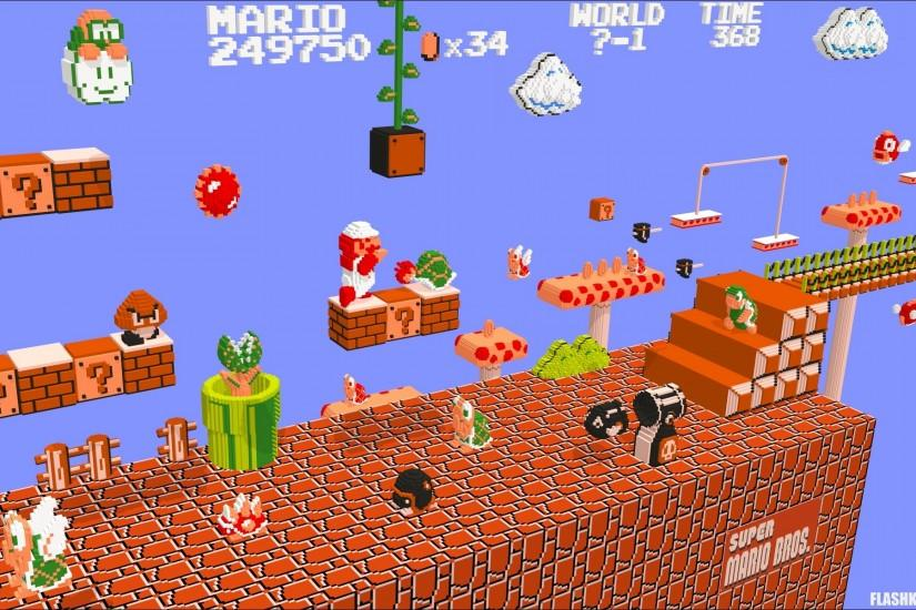Super Mario Nintendo NES wallpapers and images - wallpapers, pictures .