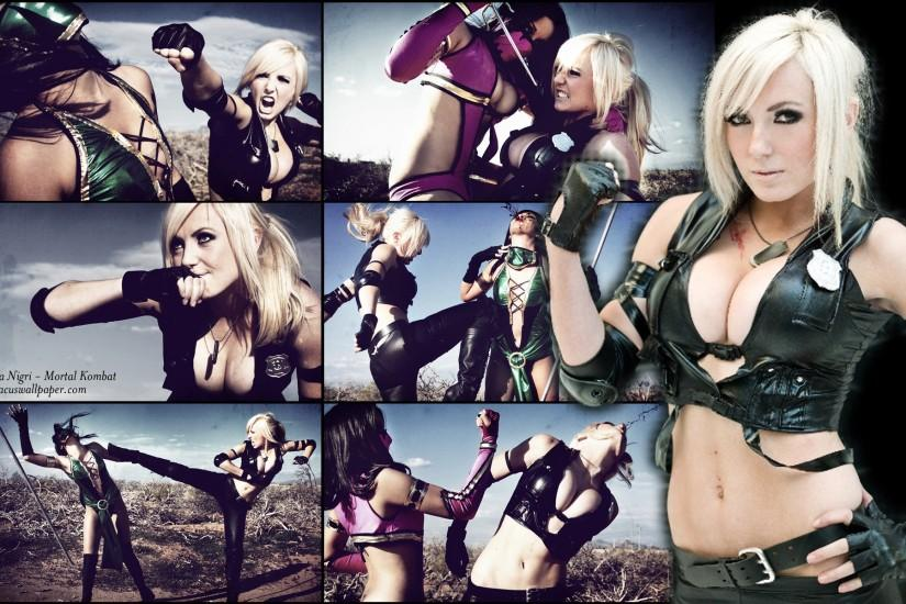 jessica nigri wallpaper 1920x1200 for mobile