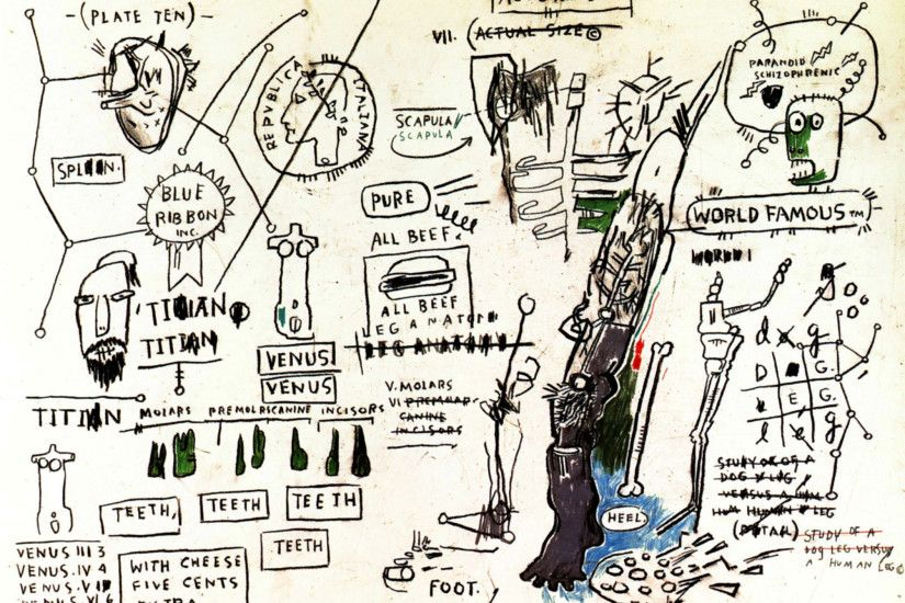jean-michel basquiat artwork | Titian
