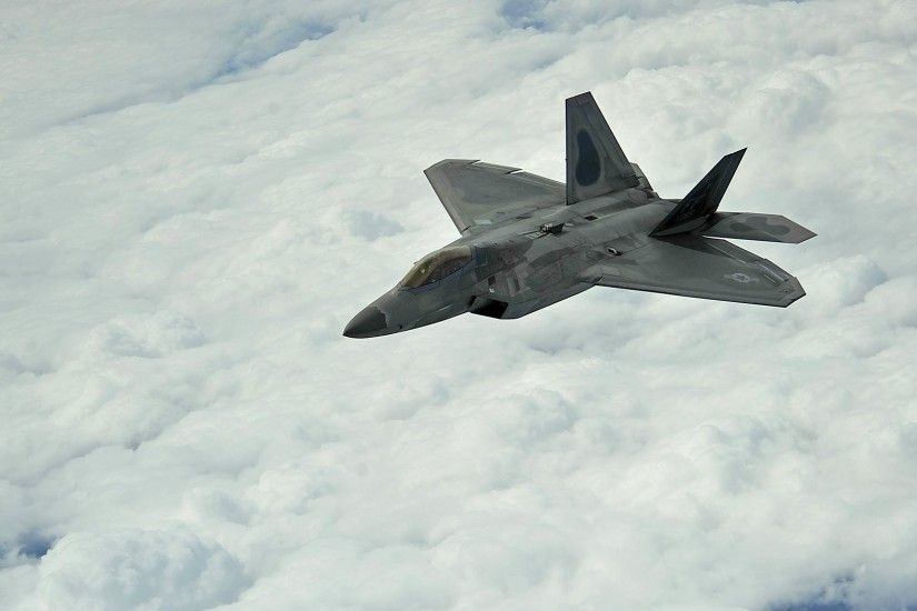 lockheed/boeing f-22 raptor multipurpose fighter of the fifth generation  united states air
