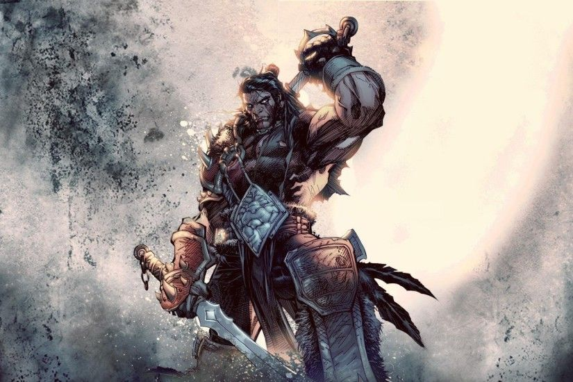 ... world of warcraft, varian wrynn, character