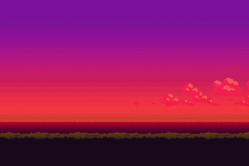 widescreen 8 bit wallpaper 1920x1080 4k