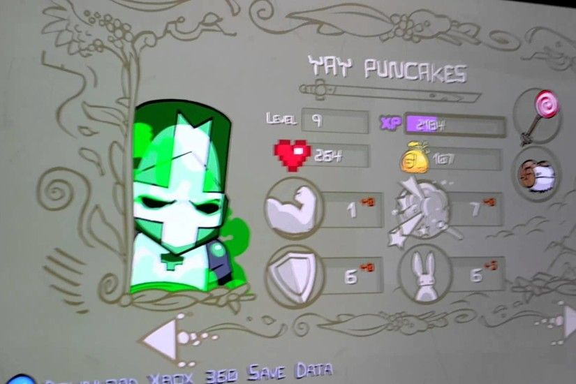 Castle crashers how to transfer data (Xbox one, Xbox 360,ps3,ps4)