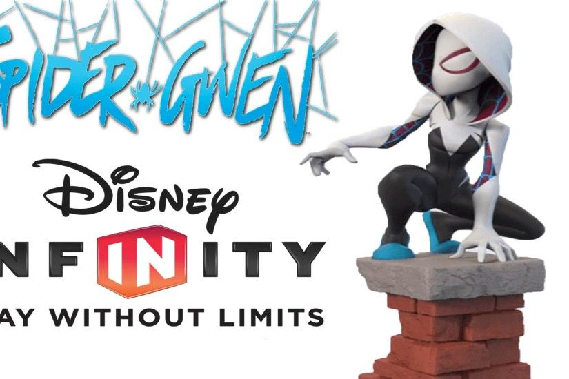Disney Infinity Spider Gwen Official Design