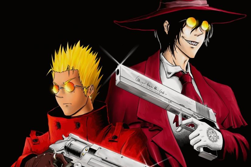 Trigun hd wallpaper