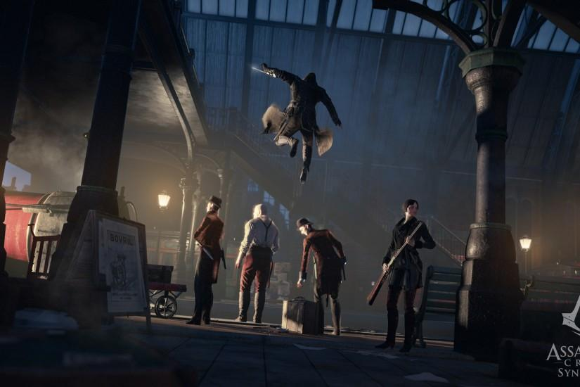 download free assassins creed syndicate wallpaper 1920x1080 cell phone
