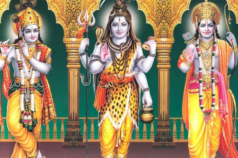 Lord Rama HD wallpaper for download