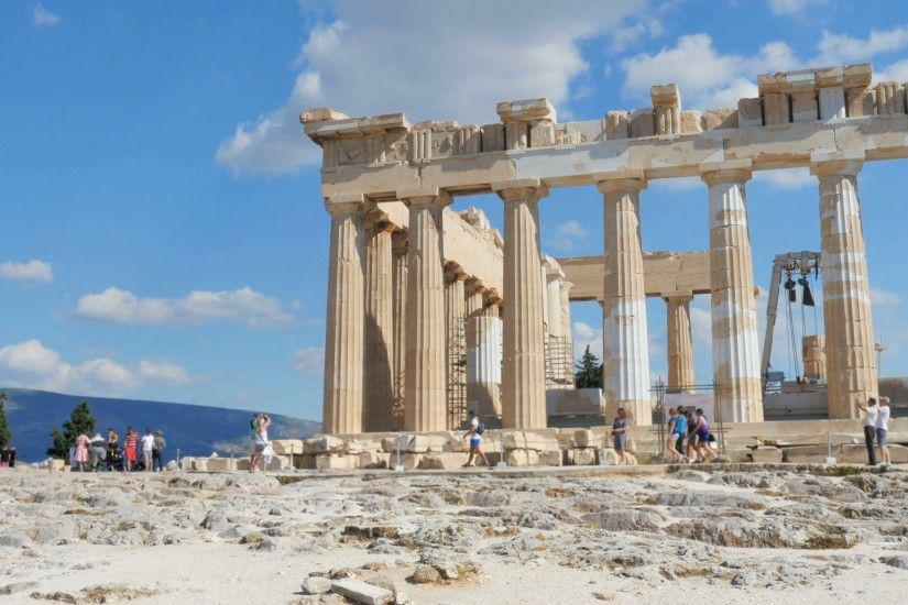 Acropolis of Athens Tourist Attractions in Greece Wallpaper | HD .