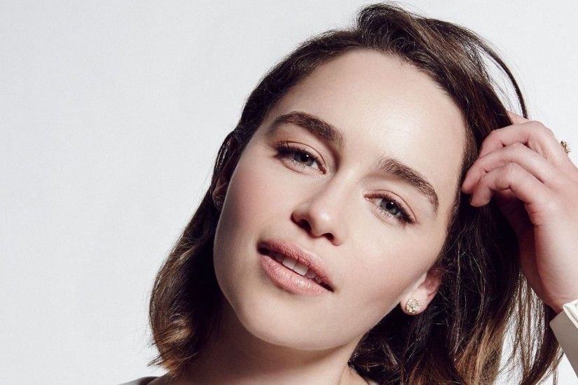 15+ Emilia Clarke wallpapers HD High Quality Resolution Download