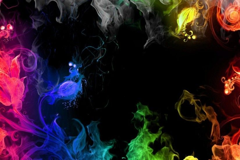 Colorful 3d Wallpapers ①