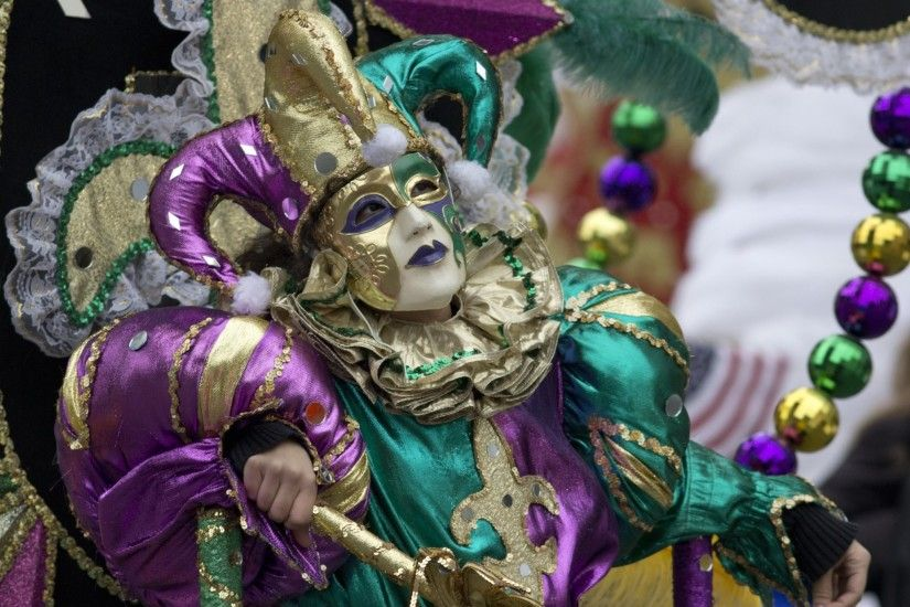 HD Wallpaper 2: The Mummers Parade
