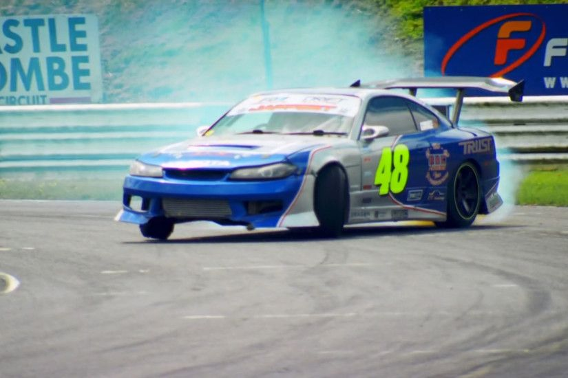 Check out this Jimmie Johnson themed drift car from tonights episode of  topgear.