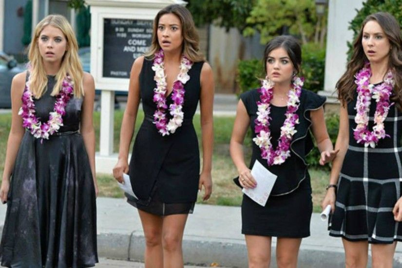 Check out our Pretty Little Liars refresher before Season 5 returns