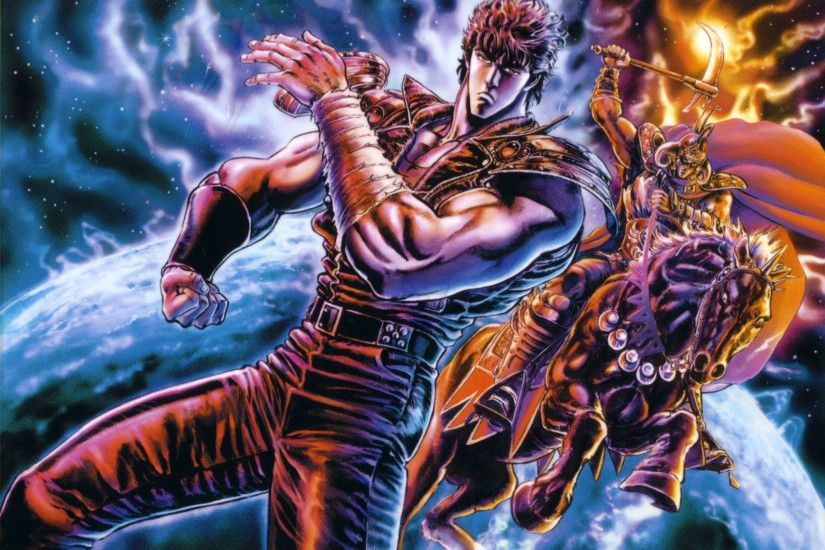 HD Wallpaper | Background ID:232315. 2168x1503 Anime Fist Of The North Star