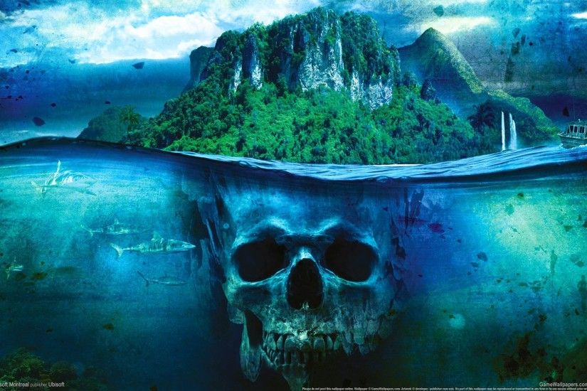 Far Cry 3 Poster Wallpaper