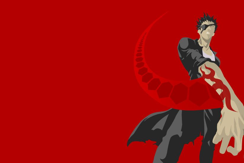 Deadman Wonderland Senji Wallpaper Red Version by tonyp2121 · Download ·  1930x1340