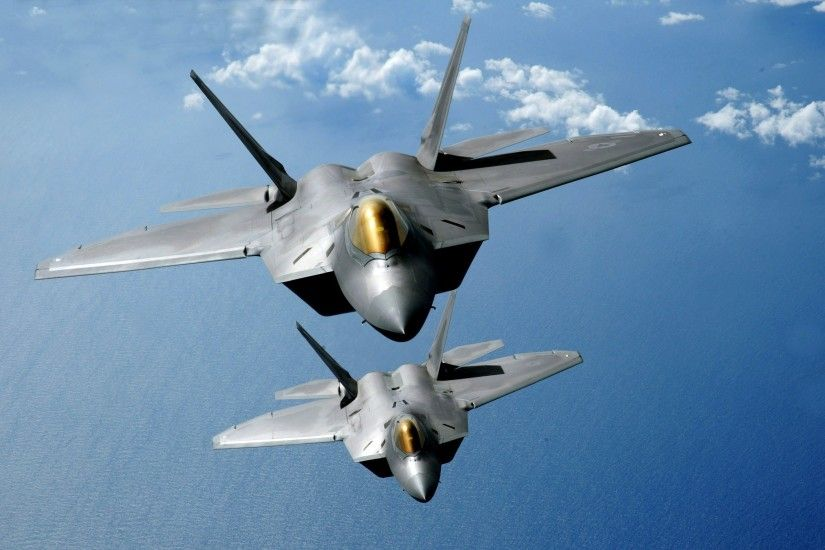 F 22 And F 35 Wallpaper ...