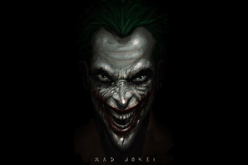 Joker · Comics Joker Wallpaper