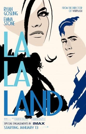 La La Land IMAX Poster (2016) [1327 x 2048]. wallpaper/