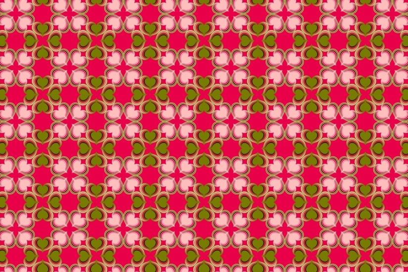 2560x1440 Wallpaper patterns, kaleidoscope, bright, pink