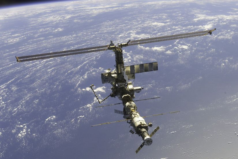 International Space Station [11] wallpaper 2560x1600 jpg