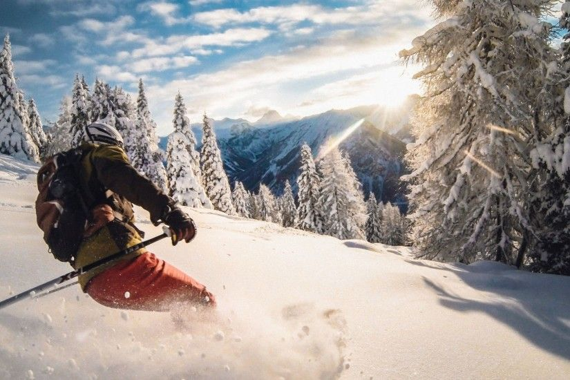 ... GoPro Wallpapers Armada skiing wallpaper 1029759 - madmels.info ...