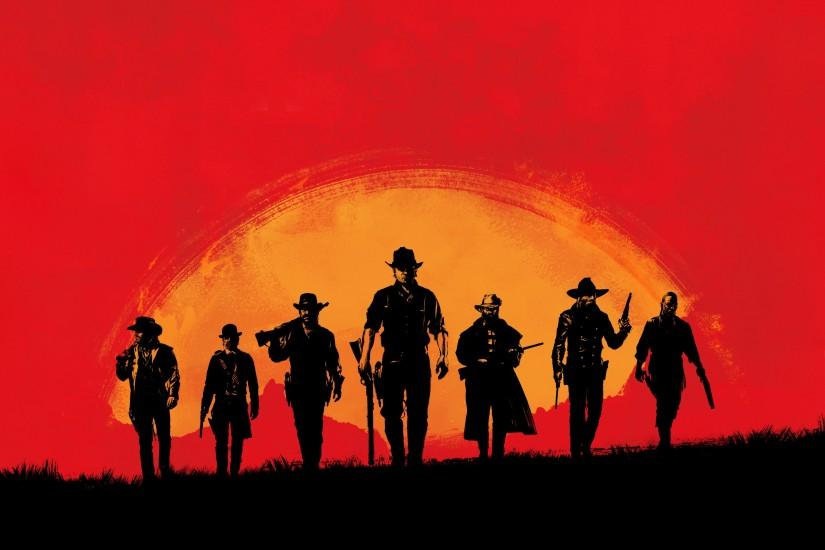 Red Dead Redemption 2 2017 Game