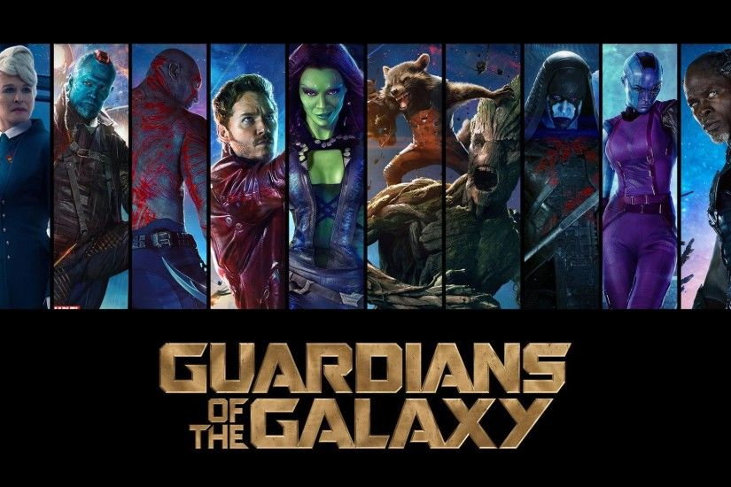 The Guardians Of The Galaxy Wallpapers Wallpaper