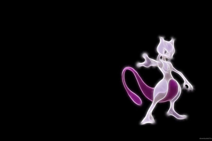 Mewtwo Pokemon Wallpaper picture