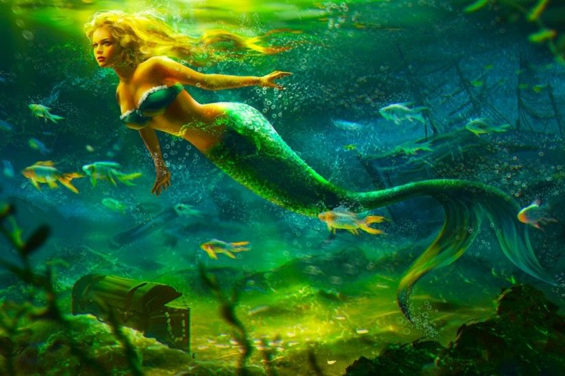 mermaid hd kingdom water fantasy real wallpapers under theme 1080 1920 background fanpop wallpapers13 desktop iphone wallpapertag windows themepack wall