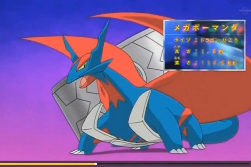 Pokemon Salamence Evolution Images