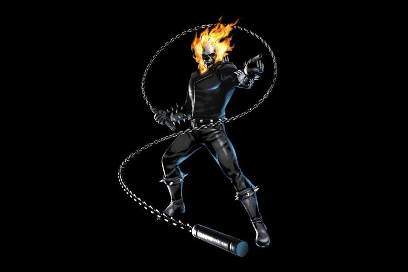Movies / Ghost Rider Wallpaper