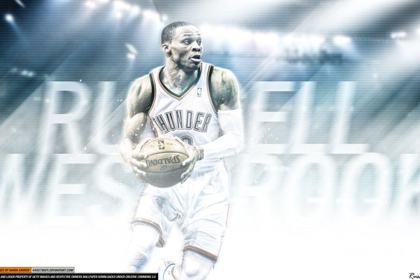 ... 10000 Russell Westbrook by namo,7 by 445578gfx