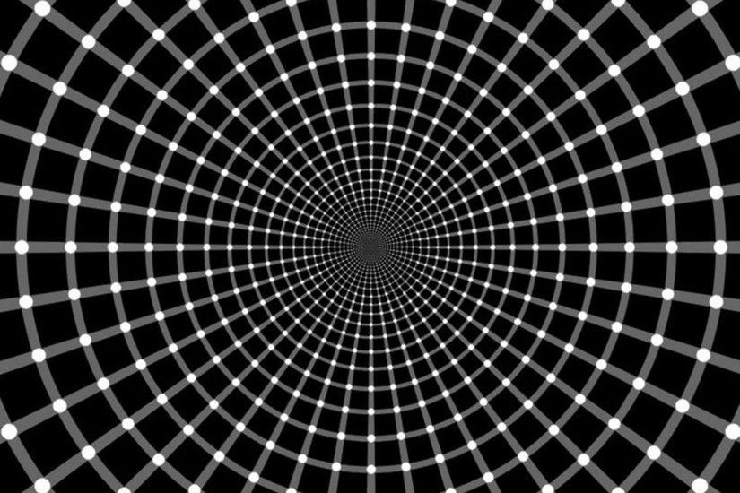 Hypnotic Dots Illusions Hd Wallpapers taken from Optical Illusions .