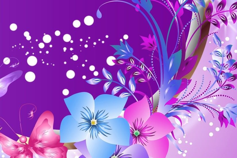 Abstract pink butterfly wallpaper Purple Butterfly Wallpaper - Wallpapers  Browse ...
