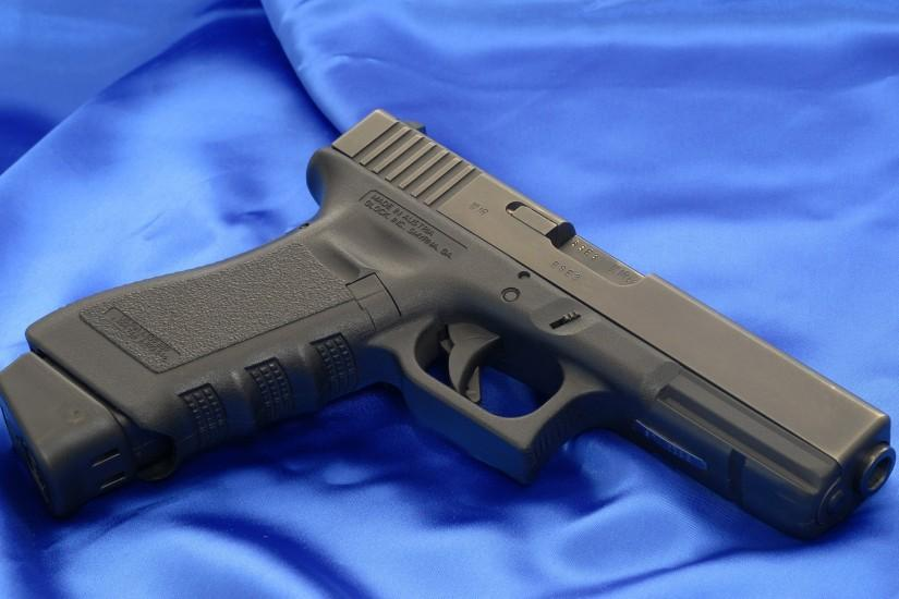 Gun, Weapons, Glock 18c, Wallpapers, Glock, Automatic, The Gun