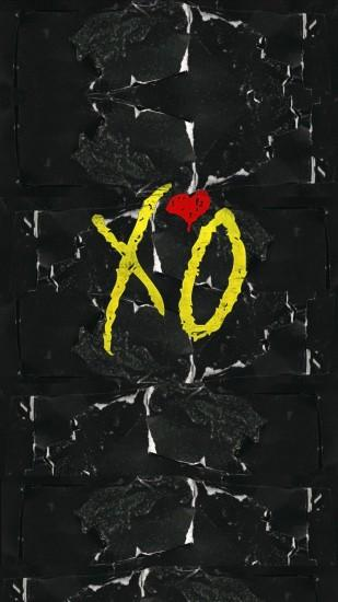 full size the weeknd wallpaper 1152x2048 for retina