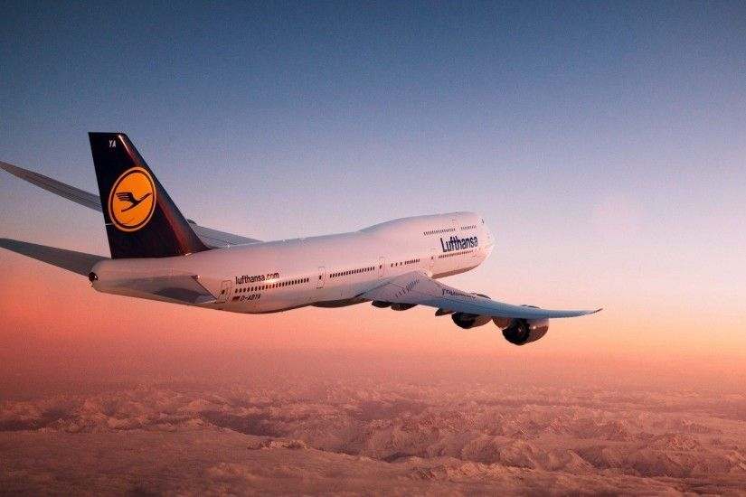3 Boeing 747-8 Wallpapers | Boeing 747-8 Backgrounds