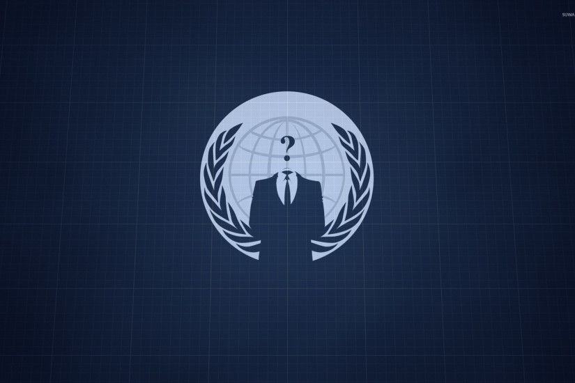 Who is Anonymous wallpaper 1920x1200 jpg