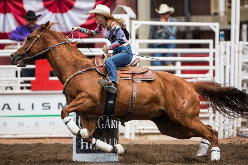 Amazing Barrel Racing Hi Res.