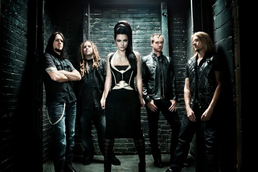 Grammy winning rock group Evanescence last hit the charts five years ago  with their first chart topping album, The Open Door, and now it's deja vu  as their ...